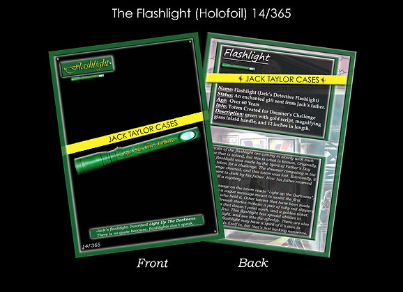 The Flashlight Collector Card (Holofoil)