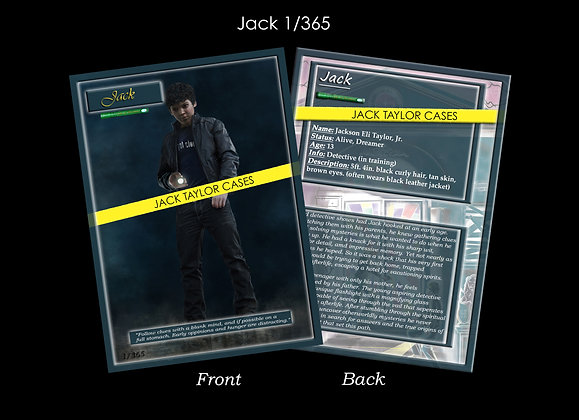 Jack Collector Card