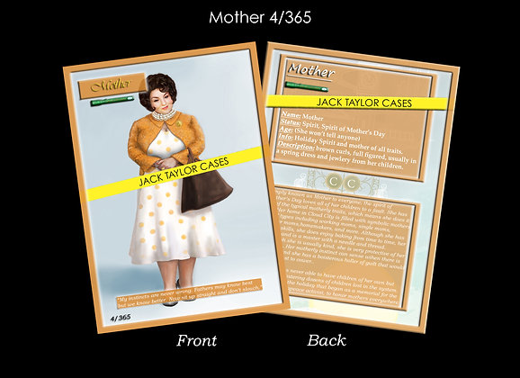 Mother Collector Card