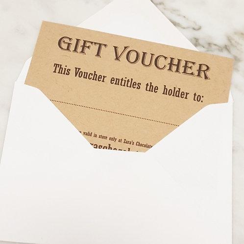 Shop voucher