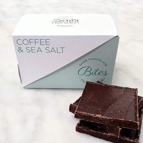 Coffee & Sea Salt Bites