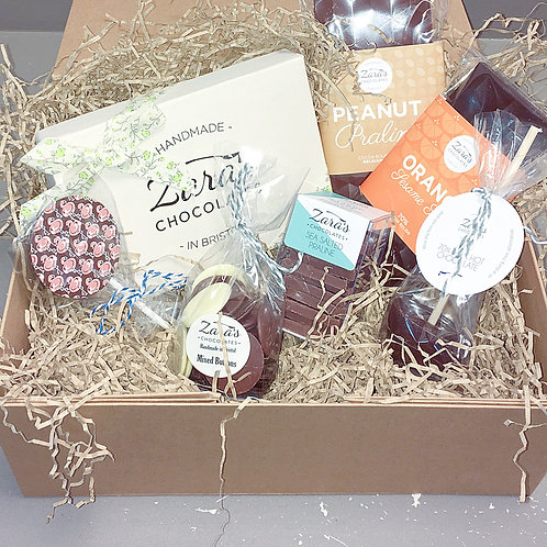 Sheer Decadence Hamper