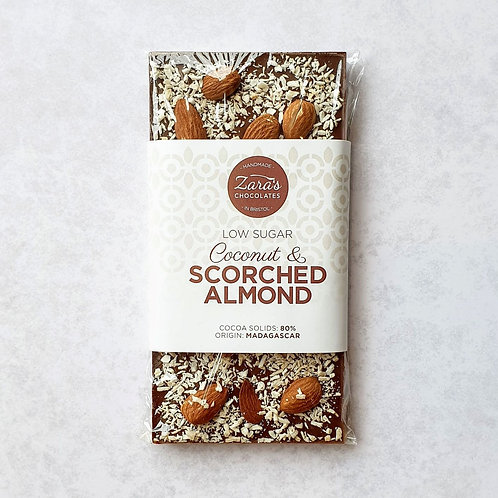 Coconut & Scorched Almond