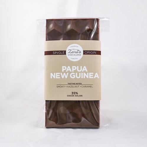 Papua New Guinea 35%