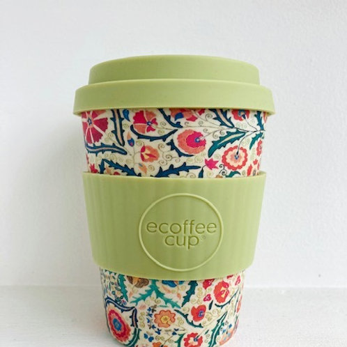 Floral Reusable Cup