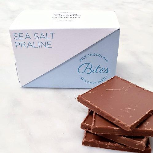 Sea Salted Praline Bites