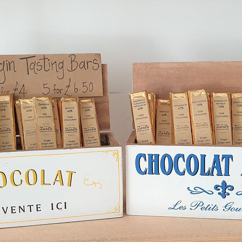 Single Origin Mini Tasting Bars