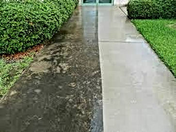 Concrete surface cleaning Cary, NC