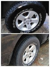 Detailed Wheels