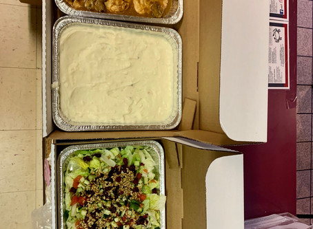From simple to spectacular! BroadStreet Diner ranges from salads to family meals. 330 286 3463