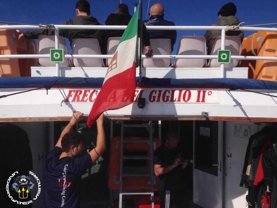 FRECCIA DEL GIGLIO II