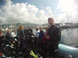 Mille Bolle Diving Center