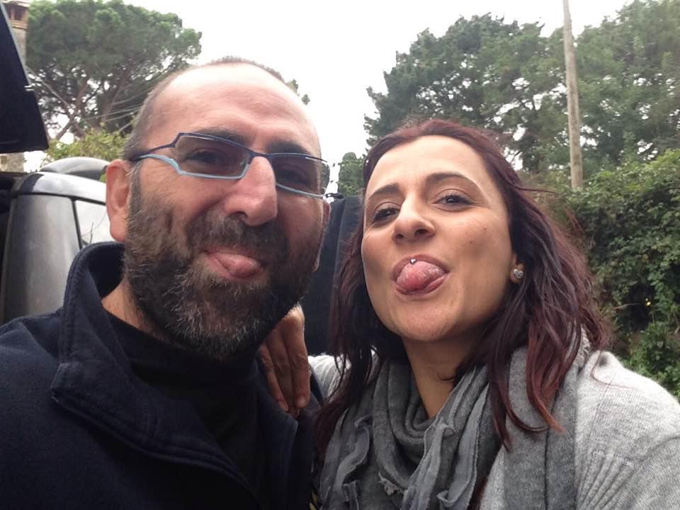 Sandro Bertoni, Alessia Salemmi