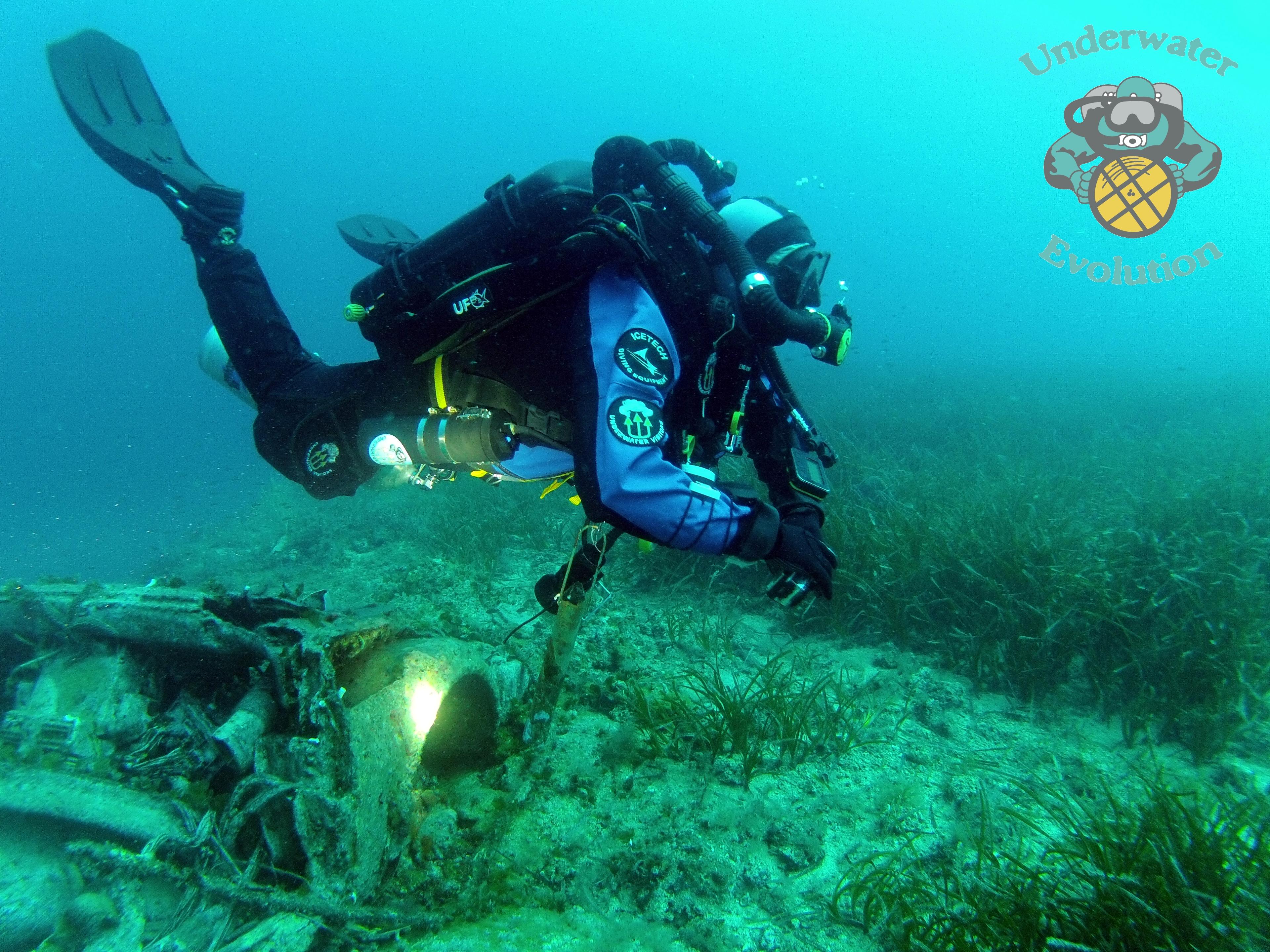 Underwater Evolution