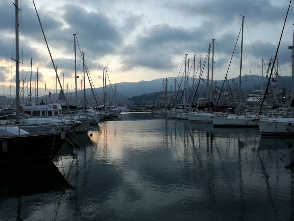 Genova Porto