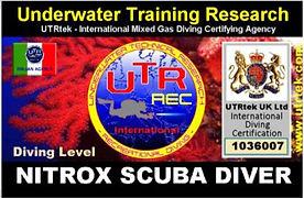 Brevetto Nitrox Diver