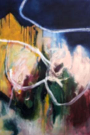 Crush VI painting