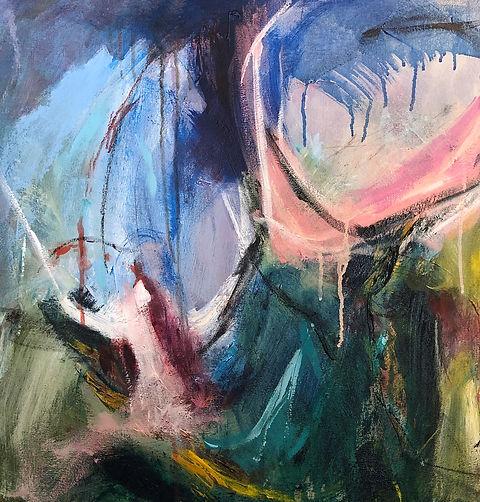 Crush II painting