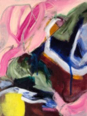 Crush VIII painting