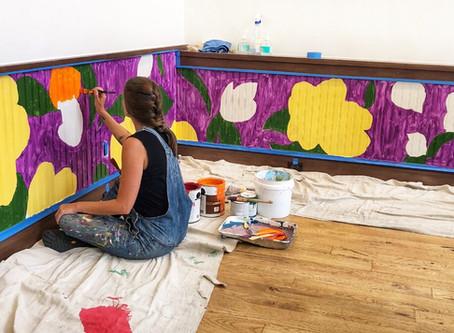 Murals & Ofrendas