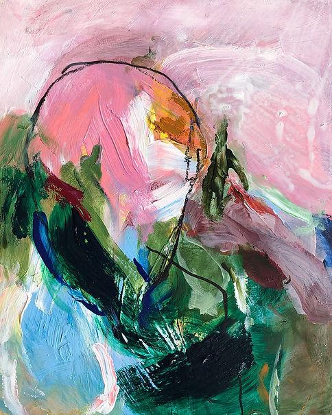 Crush IV painting