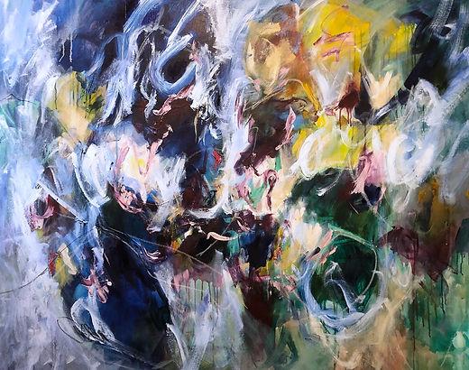 Terrain Painting, elisa gomez