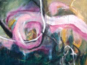 Crush VII painting