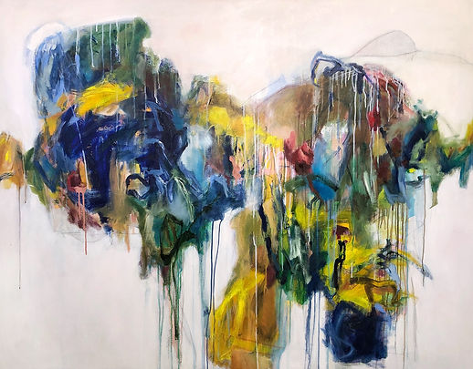 Terrain 8 painting