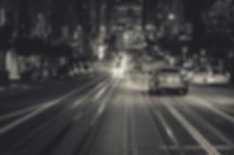 taxi avondje op  stap
