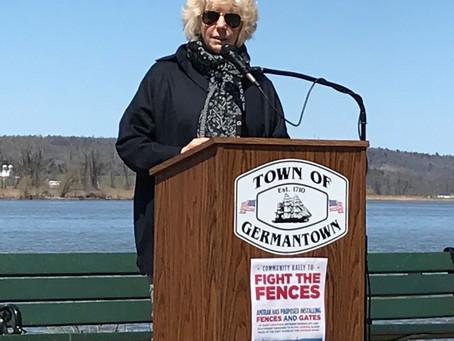 Assemblymember Barrett Calls for Public Forums for Proposed Amtrak Fencing
