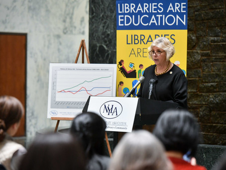 Assemblymember Barrett: State Budget Boosts Construction for Libraries