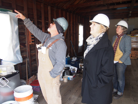 Historic Preservation Trades Initiative Launched By Assemblymember Barrett