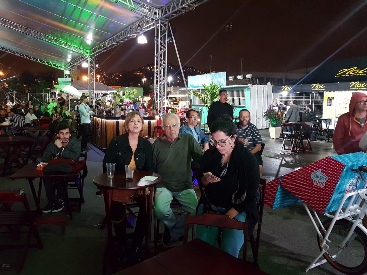 IEVA no Arena Park Maracanã