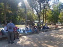 Mutirão de Limpeza do Parque