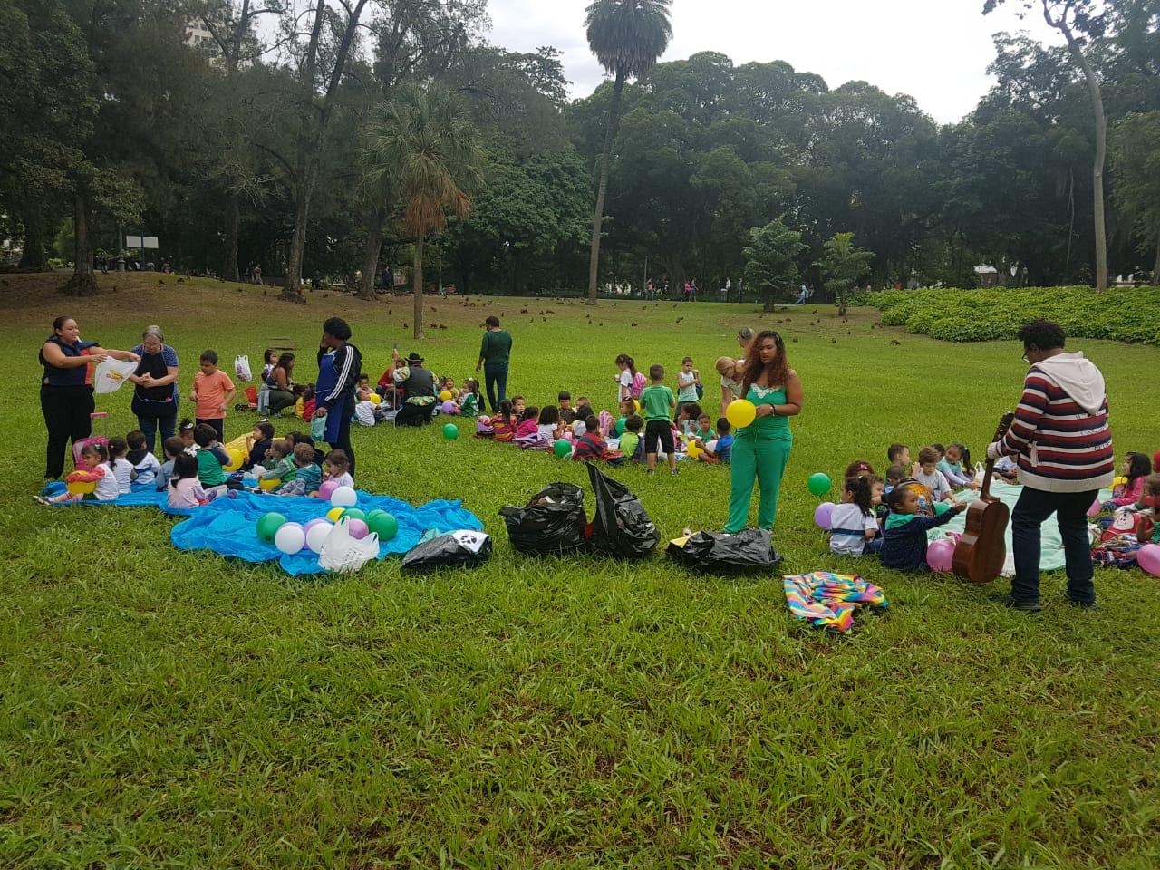 Dia Mundial do Meio Ambiente 2018