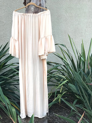 Bell Sleeve Maxi Cover