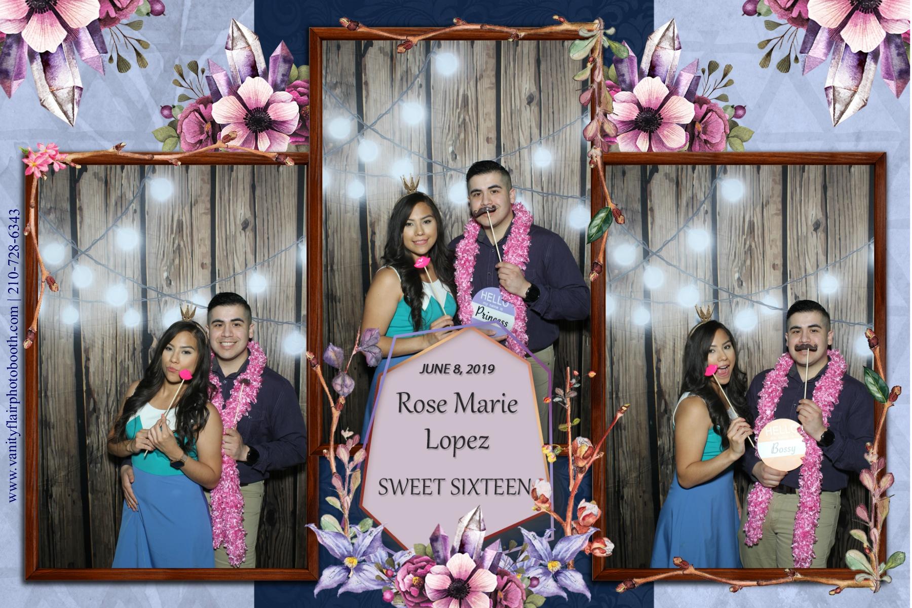 Wedding Photo Booth Rental San Antonio
