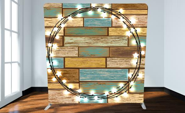 Rustic Ring Light