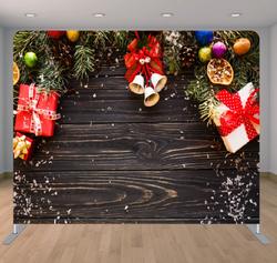 Dark Wood with Presents