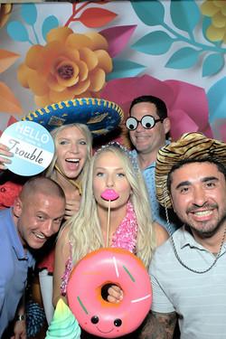Fiesta Party Fun Photo Booth Rental!