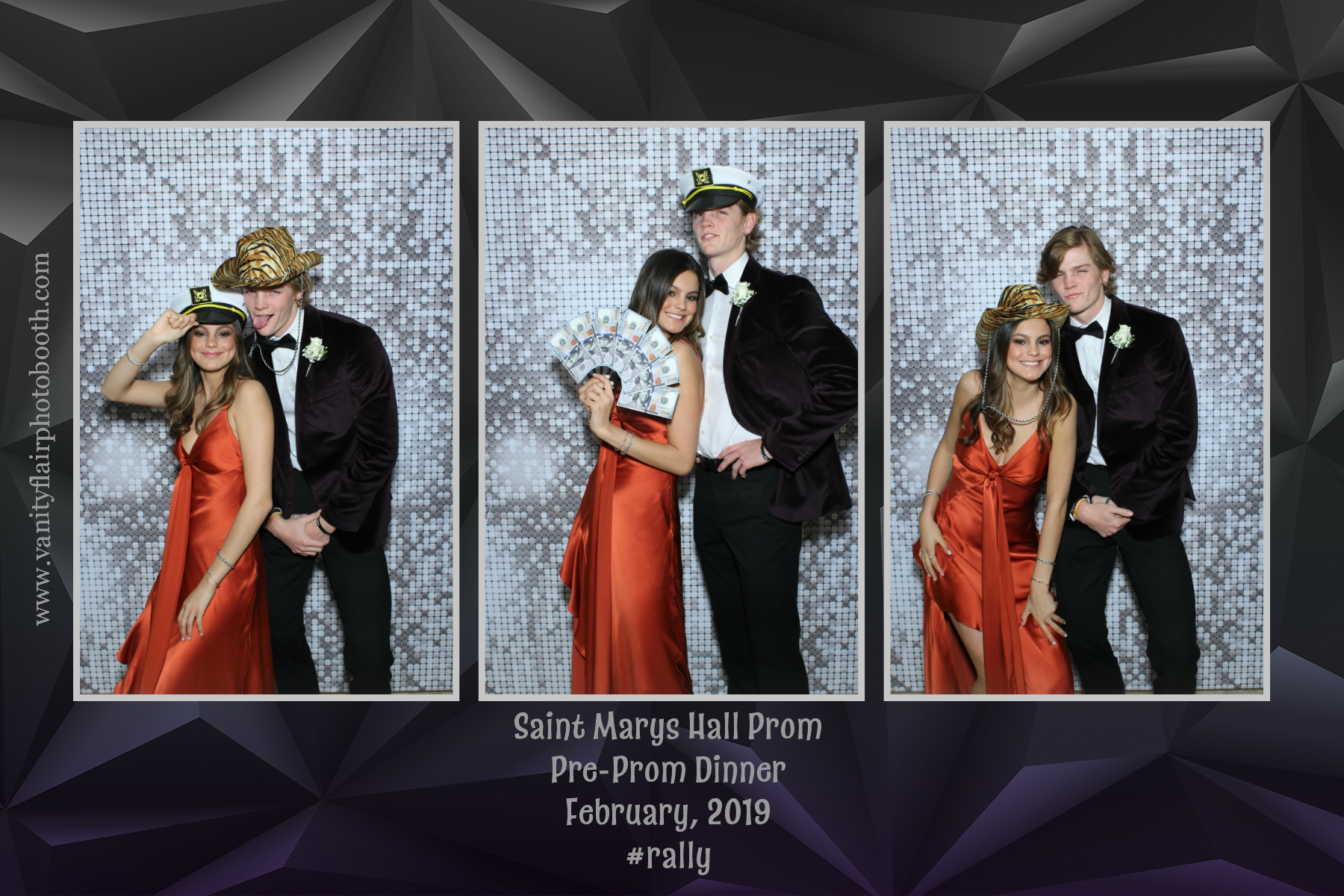 Prom Photo Booth Rental