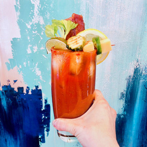 The Only Bloody Mary You'll Ever Need