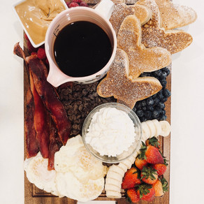 How to Build an Epic Breakfast Charcuterie Board