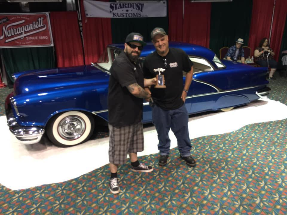 2019 Car Show - Full Custom Showroom