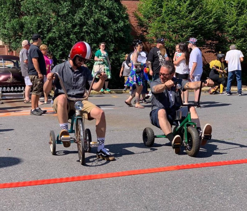 2019 Tricycle races