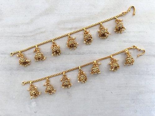 1 chain ear-chain/ saharay