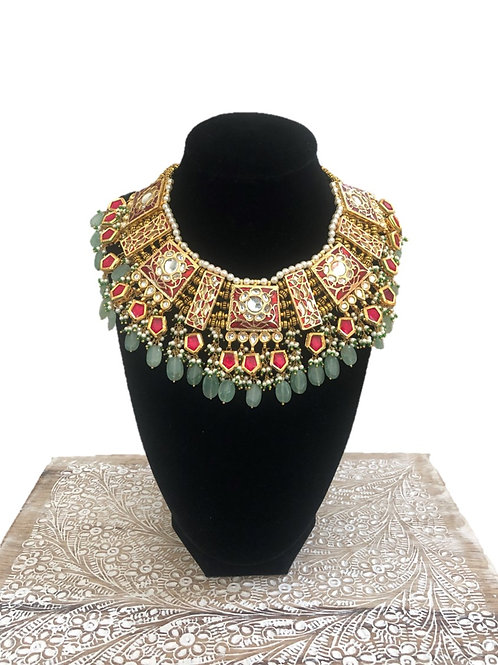 Raani necklace (necklace only)