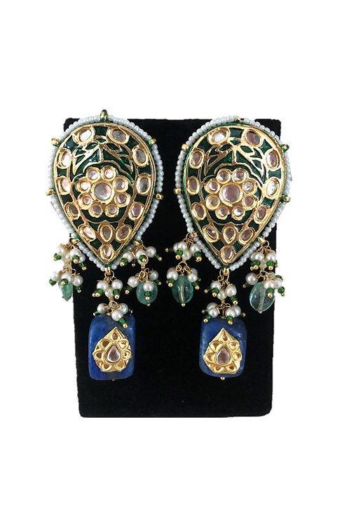 Nizam earrings