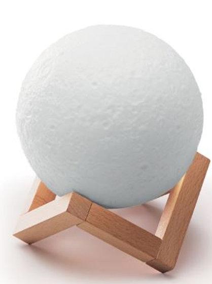 5.0 Bluetooth Lautsprecher in Optik eines Mondes