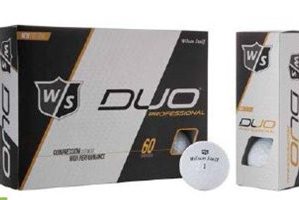 Golfball Set (3 Stück x 4 Kartons) Wilson